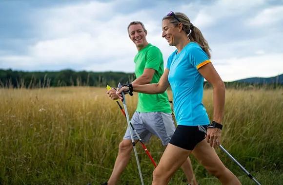 Chodzenie I Nordic Walking Doskonale Rodzaje Sportow Dla Poczatkujacych Diabetyk Zdunska Wola